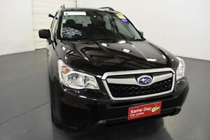 2013 Subaru Forester MY13 2.5I Black Continuous Variable Wagon Moorabbin Kingston Area Preview