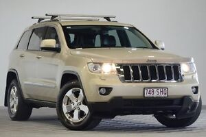2011 Jeep Grand Cherokee WK Laredo (4x4) Gold 5 Speed Automatic Wagon Coopers Plains Brisbane South West Preview