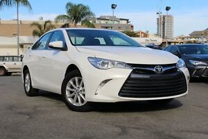 2016 Toyota Camry ASV50R Altise Diamond White 6 Speed Sports Automatic Sedan Northbridge Perth City Area Preview