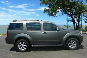 2008 Nissan Pathfinder R51 MY08 ST-L Grey 5 Speed Sports Automatic Wagon South Gladstone Gladstone City Preview