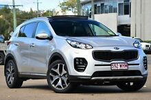 2015 Kia Sportage QL MY16 Platinum AWD Sparkling Silver 6 Speed Sports Automatic Wagon Toowong Brisbane North West Preview