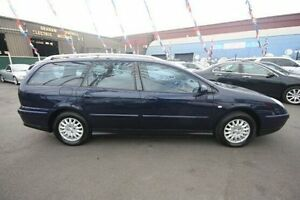 2005 Citroen C5 SX Estate HDi Blue 4 Speed Sports Automatic Wagon Kingsville Maribyrnong Area Preview