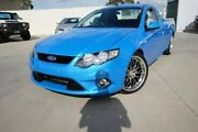 2011 Ford Falcon FG XR6 Ute Super Cab Turbo Blue 6 Speed Manual Utility Dandenong Greater Dandenong Preview