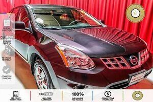 2013 Nissan Rogue S SPORT MODE! BT! CRUISE!
