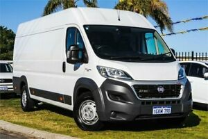 2017 Fiat Ducato Series 6 Mid Roof LWB White 6 Speed Manual Van Wangara Wanneroo Area Preview