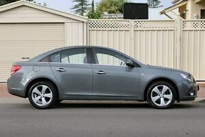 2009 Holden Cruze JG CDX Grey 6 Speed Sports Automatic Sedan Glenelg Holdfast Bay Preview