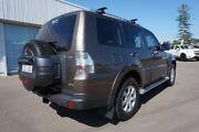 2009 Mitsubishi Pajero NT MY10 GLS Grey 5 Speed Sports Automatic Wagon Cardiff Lake Macquarie Area Preview