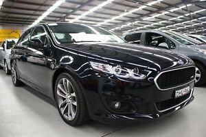 2015 Ford Falcon FG X XR6 Black 6 Speed Sports Automatic Sedan Maryville Newcastle Area Preview