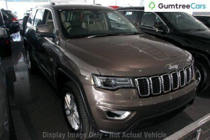 2017 Jeep Grand Cherokee WK MY17 Laredo Granite Crystal 8 Speed Sports Automatic Wagon