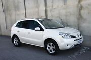 2010 Renault Koleos H45 Privilege White 1 Speed Constant Variable Wagon Mount Hawthorn Vincent Area Preview