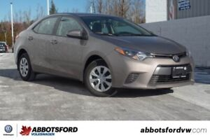 2016 Toyota Corolla LE ECO BC CAR, GREAT VALUE, GOOD CONDITION!