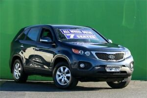 2009 Kia Sorento XM MY10 SI Blue 6 Speed Sports Automatic Wagon Ringwood East Maroondah Area Preview