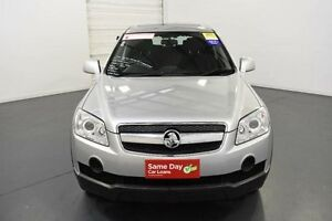 2010 Holden Captiva CG MY10 SX (4x4) Silver 5 Speed Automatic Wagon Moorabbin Kingston Area Preview