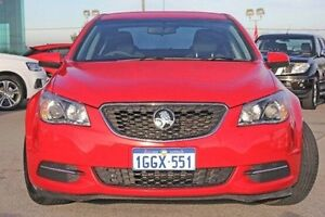 2015 Holden Commodore VF MY15 Evoke Red 6 Speed Sports Automatic Sedan