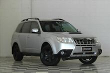 2011 Subaru Forester MY11 XT TURBO Silver 5 Speed Manual Wagon Burleigh Heads Gold Coast South Preview