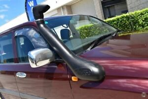2000 Toyota Landcruiser HZJ105R GXL Maroon 5 Speed Manual Wagon