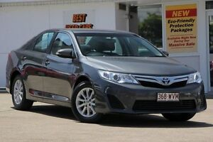 2014 Toyota Camry AVV50R Hybrid H Graphite 1 Speed Constant Variable Sedan Hybrid Woolloongabba Brisbane South West Preview