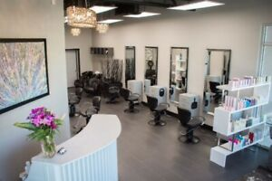 Chair for rent - South Edmonton Boutique Salon