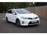 Toyota Prius to rent, prices from £140 P/W. New prius 2016 to rent and Toyota Auris 2015 to rent.