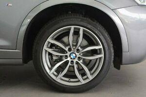 2016 BMW X3 F25 LCI xDrive20d Steptronic Grey 8 Speed Automatic Wagon Wangara Wanneroo Area Preview