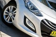 2014 Hyundai i30 GD Active Tourer Silver 6 Speed Sports Automatic Wagon Castle Hill The Hills District Preview