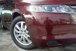 2012 Honda Odyssey 4th Gen MY12 Red 5 Speed Sports Automatic Wagon Waitara Hornsby Area Preview