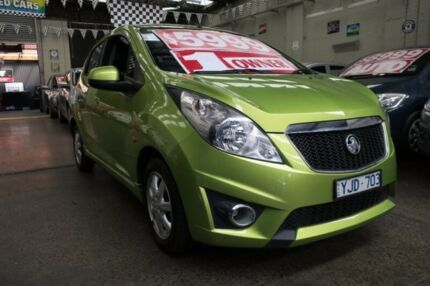 2011 Holden Barina TK MY11 5 Speed Manual Hatchback Mordialloc Kingston Area Preview