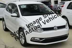 2015 Volkswagen Polo 6R MY15 81 TSI Comfortline White 6 Speed Manual Hatchback McGraths Hill Hawkesbury Area Preview