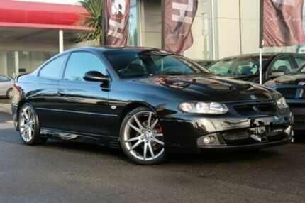 2006 Holden Special Vehicles Coupe  Black Automatic Coupe Watsonia North Banyule Area Preview