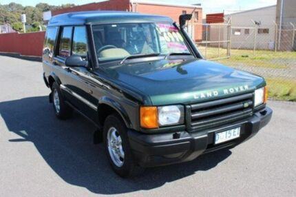 1999 Land Rover Discovery II Green 4 Speed Automatic Wagon Burnie Burnie Area Preview