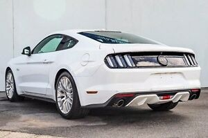 2016 Ford Mustang FM MY17 GT Fastback SelectShift White 6 Speed Sports Automatic Fastback Myaree Melville Area Preview