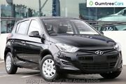 2013 Hyundai i20 PB MY13 Active Black 4 Speed Automatic Hatchback Blacktown Blacktown Area Preview