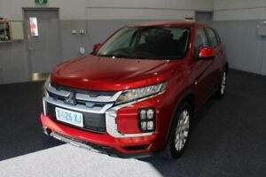 2020 Mitsubishi ASX XD MY20 ES 2WD ADAS Red 6 Speed Constant Variable Wagon Glenorchy Glenorchy Area Preview