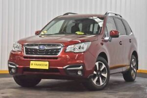 2016 Subaru Forester S4 MY16 2.5i-L CVT AWD Red/Black 6 Speed Constant Variable Wagon