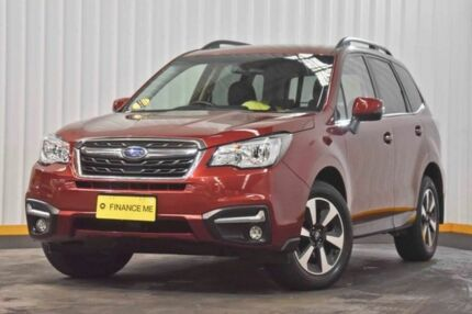 2016 Subaru Forester S4 MY16 2.5i-L CVT AWD Red/Black 6 Speed Constant Variable Wagon Hendra Brisbane North East Preview