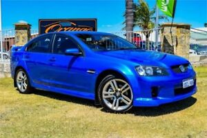 2009 Holden Commodore VE MY09.5 SV6 Blue 5 Speed Automatic Sedan Greenfields Mandurah Area Preview