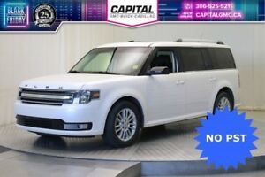 2013 Ford Flex SEL AWD*Leather-Sunroof-3rd Row-Local Trade-No PS