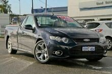 2011 Ford Falcon FG MkII XR6 Ute Super Cab Turbo Blue 6 Speed Sports Automatic Utility Edgewater Joondalup Area Preview