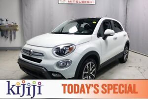 2017 FIAT 500X TREKKING Back-up Cam,  Bluetooth,  A/C,