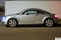 "2001 Audi TT "" All services at Audi (+Car-Proof)"