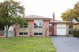 Detached Home Is Renovated From Top To Bottom, 3 Kitchens, 4 WR