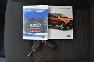 2013 Ford Ranger PX XL Double Cab White 6 Speed Sports Automatic Utility Berwick Casey Area Preview