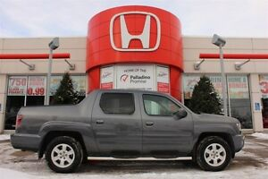 2012 Honda Ridgeline VP- 4X4+ TWO WAY TAILGATE+ IN BED TRUNK & M