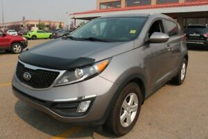 2014 Kia Sportage AWD LX Accident Free,  Heated Seats,  Bluetoot