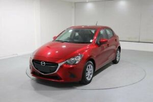 2019 Mazda 2 DJ2HAA Neo SKYACTIV-Drive Red 6 Speed Sports Automatic Hatchback Invermay Launceston Area Preview