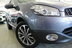 2010 Nissan Dualis J10 Series II TI (4x4) Grey 6 Speed CVT Auto Sequential Wagon Roseville Ku-ring-gai Area Preview