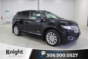 2014 Lincoln MKX LTD Navigation, Moon Roof