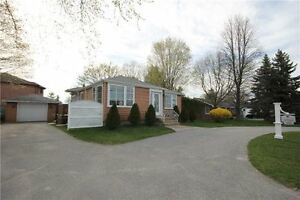 Newmarket 2 Bdrm Detached Bungalow w/ Hrdwd Flrs T/Out