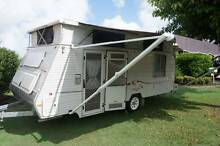 2005 Coromal Excel 526 Poptop bunk beds Caloundra Caloundra Area Preview