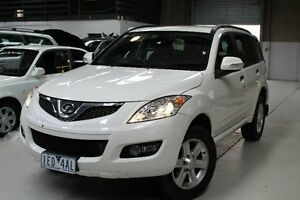 2011 Great Wall X240 CC6461KY Manual Wagon Knoxfield Knox Area Preview